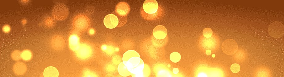 stage lights abstract gold background